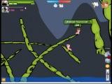 Вормикс: Я vs Алексей Горностай (4 уровень)