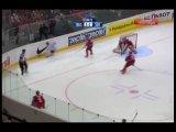 Хоккей.ЧМ 2009 Россия-Швейцария 3 период